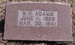 W. H. Adams