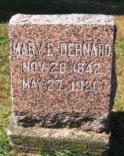 Mary E Bernard