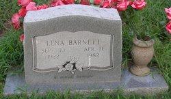 Lena <i>Stover</i> Barnett
