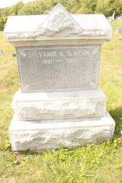 Sylvanus K Slauson