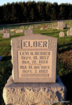 Ida M <i>Royer</i> Benner