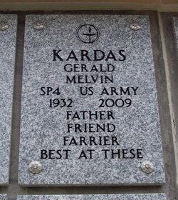 Gerald Jerry Kardas
