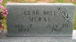 Clara Bell McRae