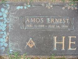 Amos Ernest Herbert