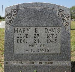 Mary Elsie <i>Acker</i> Davis