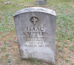 Isaac Knowles