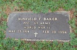 Winfield F Baker