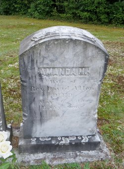 Amanda M. <i>Severy</i> Allen