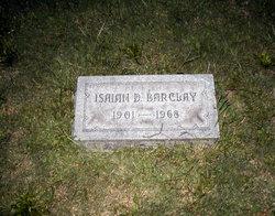 Isaiah D Barclay