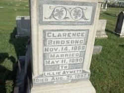 Clarence Birdsong