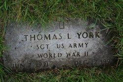 Thomas L. York