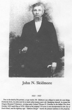 John Nathan Skidmore