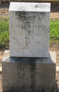 Theckla H Powell