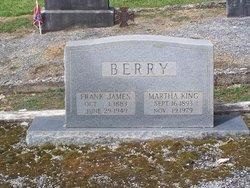 Martha <i>King</i> Berry
