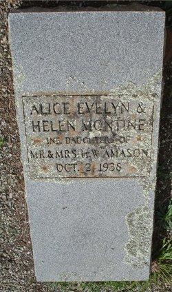 Alice Evelyn Amason
