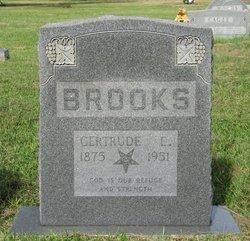Gertrude E <i>Johnson</i> Brooks