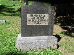 Isabelle <i>Brook</i> Ealy