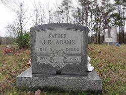 J D Adams