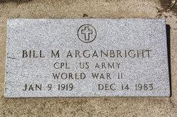 Corp Billy Max Bill Arganbright