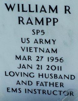 William Ronald Bill Rampp
