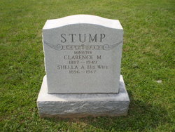 Clarence M Stump