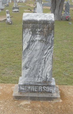 James Madison Nat McPherson, Sr