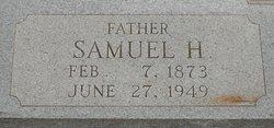 Samuel Hezekiah Sam McPherson