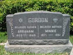 Minnie Gordon