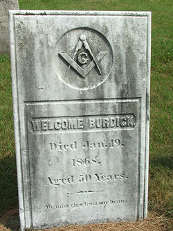 Welcome Burdick