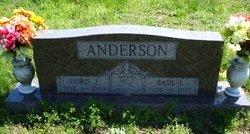 Doris J <i>Collins</i> Anderson