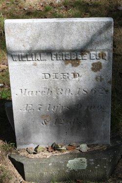William Frisbee