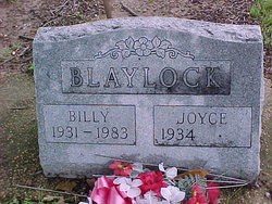Billy Dell Blaylock