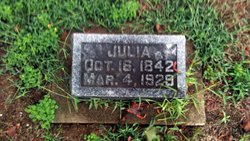 Julia <i>Fleury</i> Baily