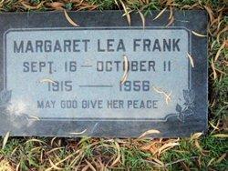 Margaret Lea Frank