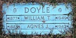 Agnes McClude <i>Jordan</i> Doyle