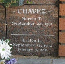 Evelyn Lorraine <i>Frazier</i> Chavez