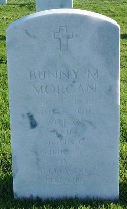 Bunny M Morgan