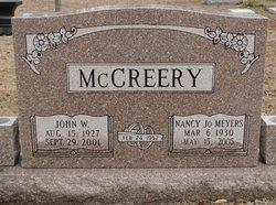 John W. McCreery