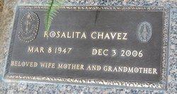 Rosalita <i>Gonzales</i> Chavez