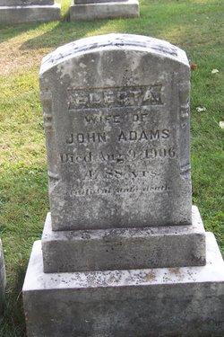 Electa <i>Elmer</i> Adams