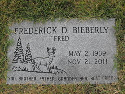 Fredrick (Fred) D Bieberly