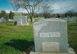 John F Bowen