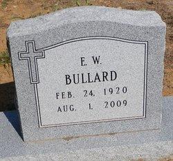 E W Bullard
