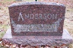 Ruby Mae <i>Nelson</i> Anderson
