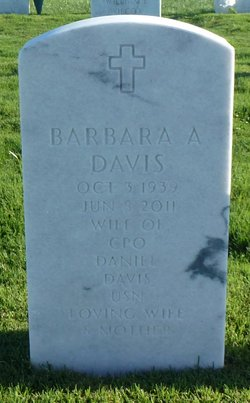 Barbara Ann Davis