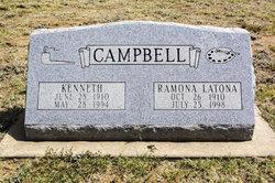 Ramona Latona <i>Brown</i> Campbell