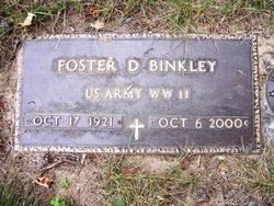 Foster D. Binkley