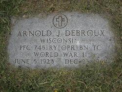 Arnold J. Debroux