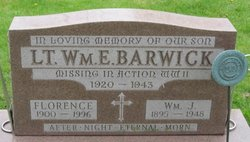 William E Barwick