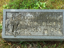 Donald Craig Nicholson
